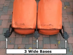 Astrodome Wide Bases
