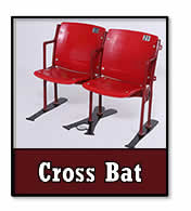 Cross Bat Seat Feet