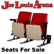 Joe Lewis Arena Special Offer