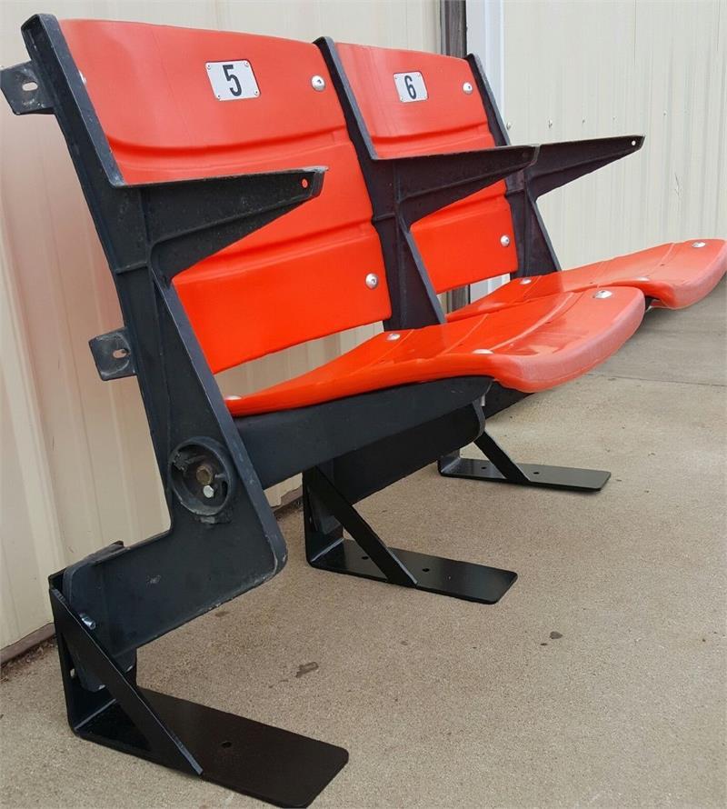 candlestick park orange stadium seats for sale