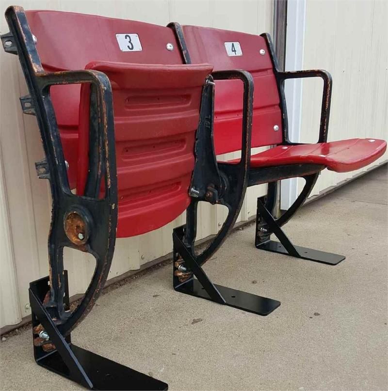 candlestick park red stadium seats for sale