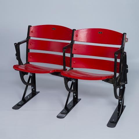 Cole Field House Seat Feet / L Bracket Combo