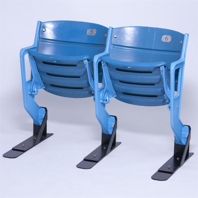 Stadium Seats Product : Sets of seat feet™ steel riser mounting feet