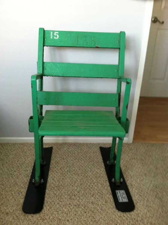Remarkable Old Comiskey Park Stadium Seat Brackets For Sale Onthecornerstone Fun Painted Chair Ideas Images Onthecornerstoneorg